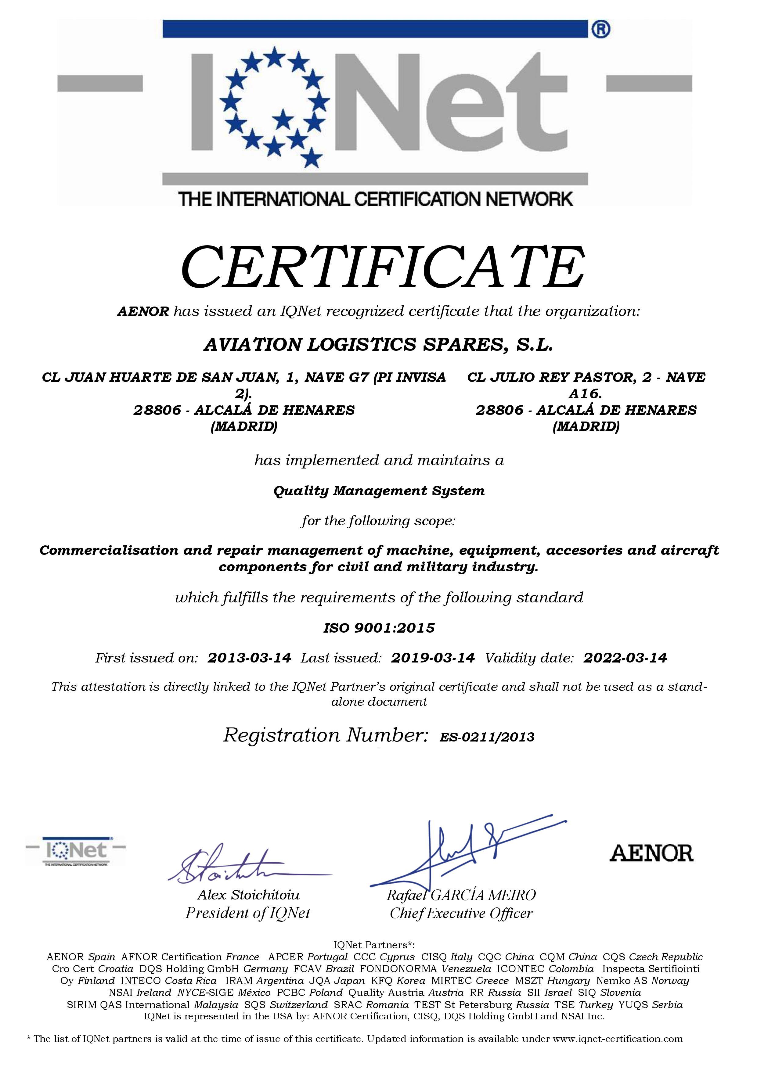ISO CERT2